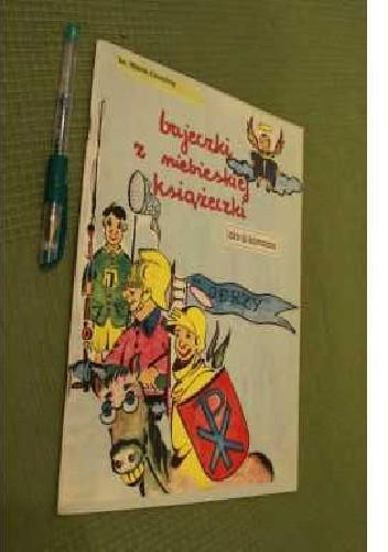 Okładka książki Bajeczki z niebieskiej książeczki