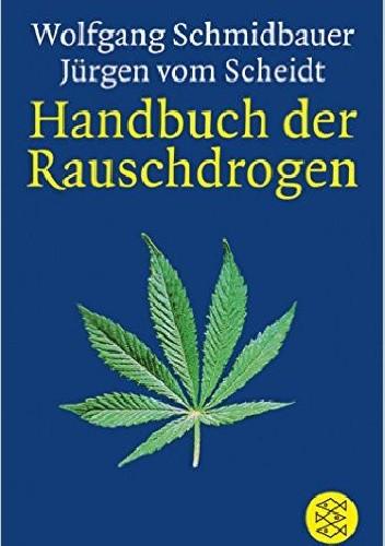 Okładka książki Handbuch der Rauschdrogen