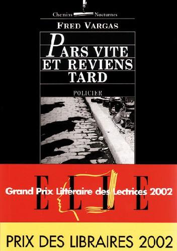 Okładka książki Pars vite et reviens tard