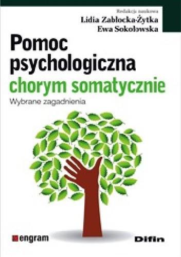 Okładka książki Pomoc psychologiczna chorym somatycznie.