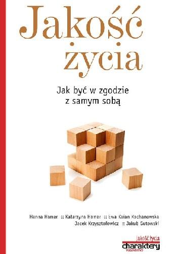Okładka książki Jakość życia