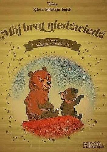 Okładka książki Mój brat niedźwiedź