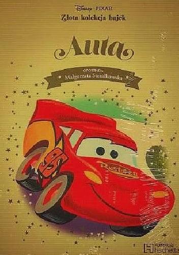 Okładka książki Auta