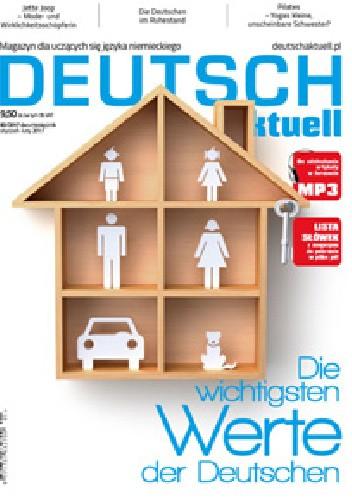 Okładka książki Deutsch Aktuell 80/2017