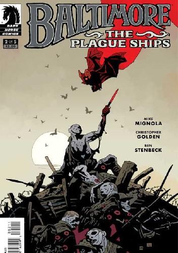 Okładka książki Baltimore: The Plague Ships #2 - Part Two (of Five)