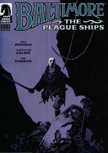 Okładka książki Baltimore: The Plague Ships #3 - Part Three (of Five)