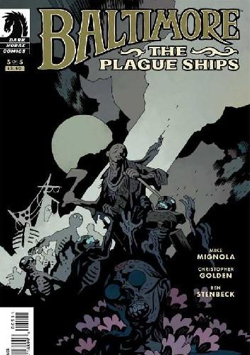 Okładka książki Baltimore: The Plague Ships #5 - Part Five (of Five)