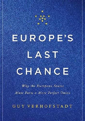 Okładka książki Europe's Last Chance