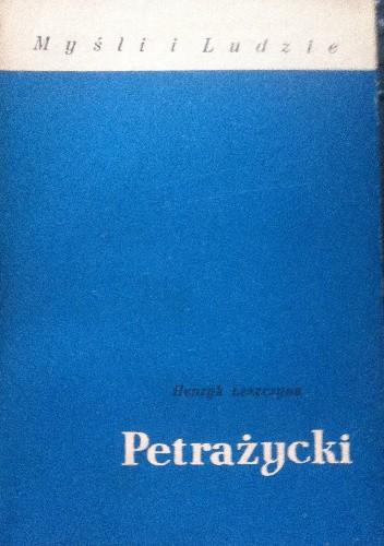 Okładka książki Petrażycki