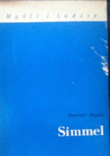 Okładka książki Simmel