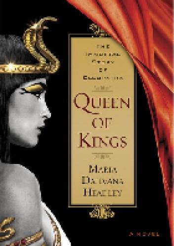 Okładka książki Queen of Kings