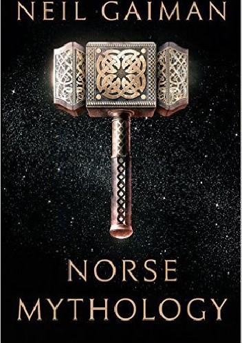 Okładka książki Norse Mythology