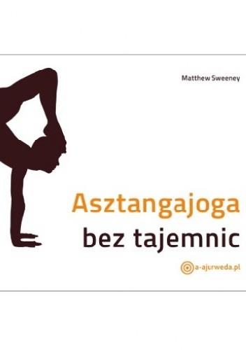 Okładka książki Asztangajoga bez tajemnic.