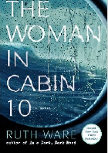Okładka książki The woman in cabin 10