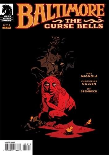 Okładka książki Baltimore: The Curse Bells #3