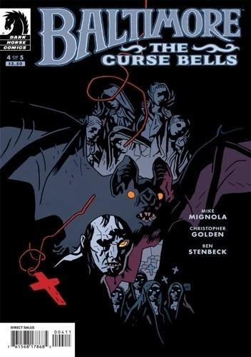 Okładka książki Baltimore: The Curse Bells #4