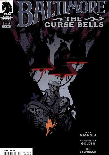 Okładka książki Baltimore: The Curse Bells #5