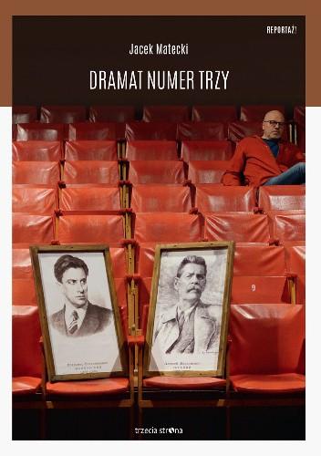Okładka książki Dramat Numer Trzy