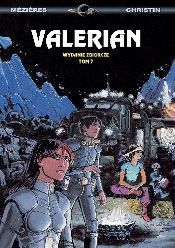Okładka książki Valerian: Wydanie zbiorcze, tom 7