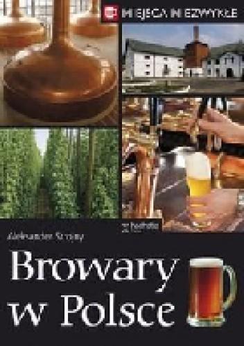 Okładka książki Browary w Polsce