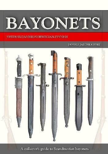 Okładka książki Bayonets of Scandinavia