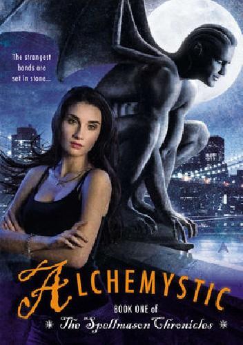 Okładka książki Alchemystic