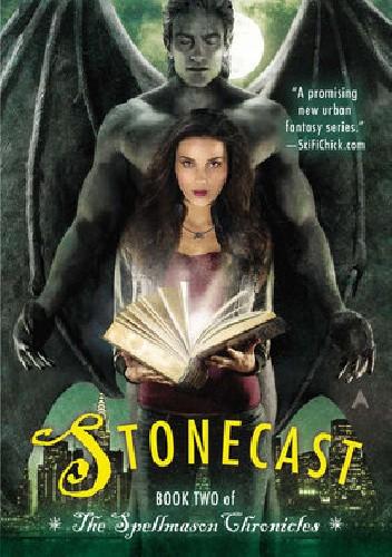 Okładka książki Stonecast