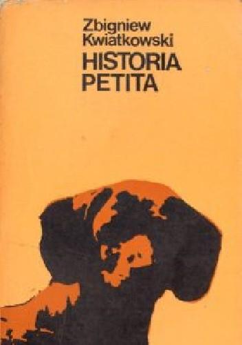 Okładka książki Historia Petita