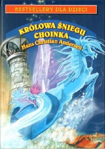 Okładka książki Królowa Śniegu.Choinka