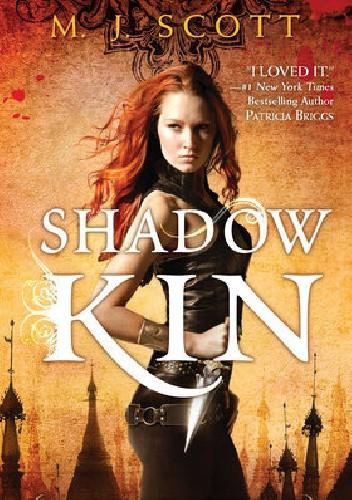 Okładka książki Shadow Kin