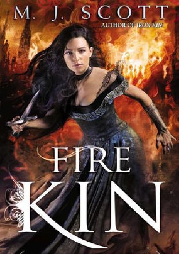 Okładka książki Fire Kin