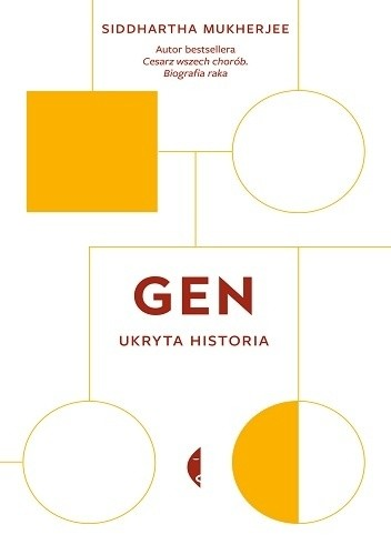 Okładka książki Gen. Ukryta historia