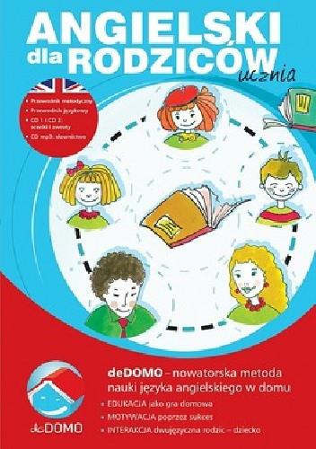 Okładka książki Angielski dla rodziców ucznia