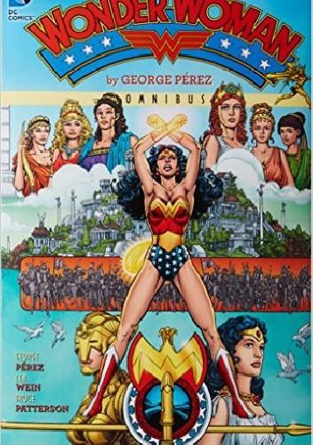 Okładka książki Wonder Woman by George Perez Omnibus