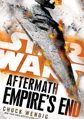 Okładka książki Star Wars: Aftermath: Empire's End