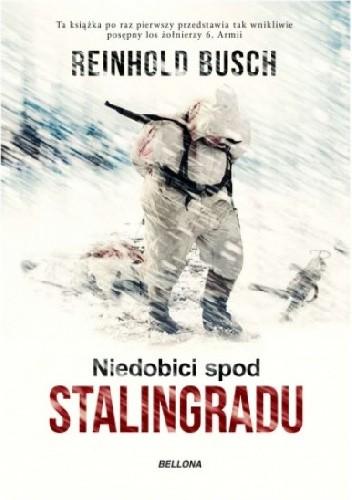 Okładka książki Niedobici spod Stalingradu