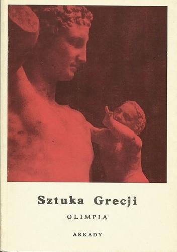 Okładka książki Sztuka Grecji. Olimpia
