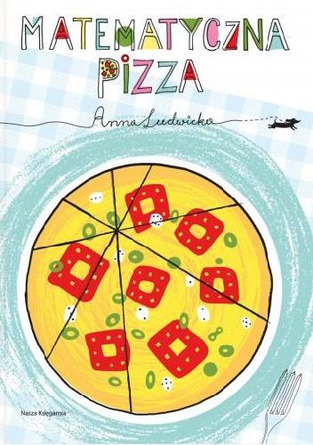 Okładka książki Matematyczna pizza