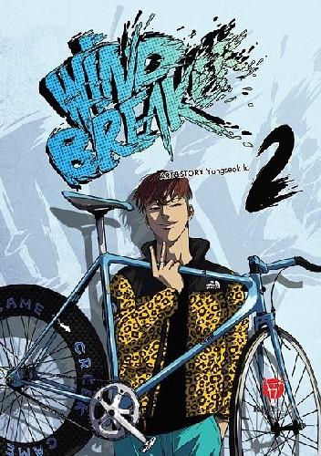 Okładka książki Wind Breaker #2