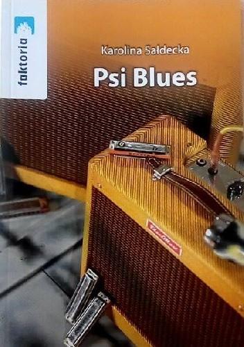 Okładka książki Psi blues