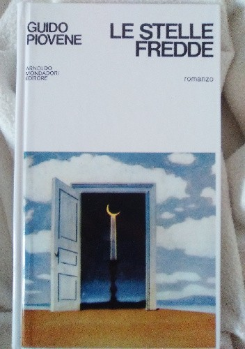 Okładka książki Le stelle fredde