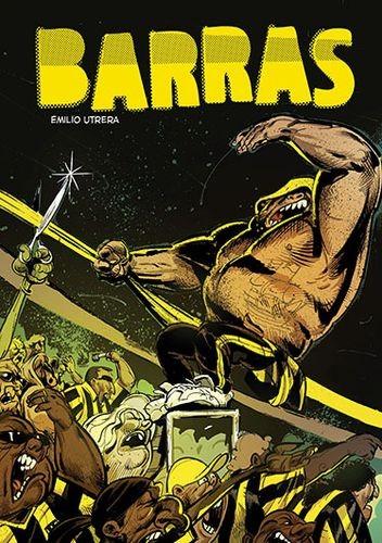 Okładka książki Barras I