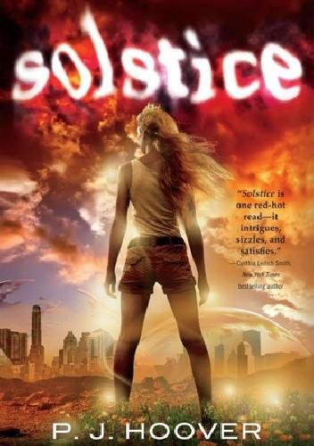 Okładka książki Solstice