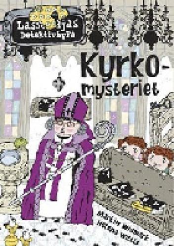 Okładka książki Kyrkomysteriet