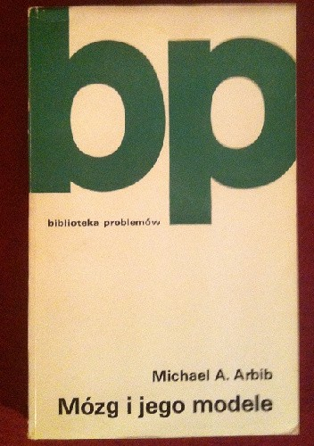 Okładka książki Mózg i jego modele