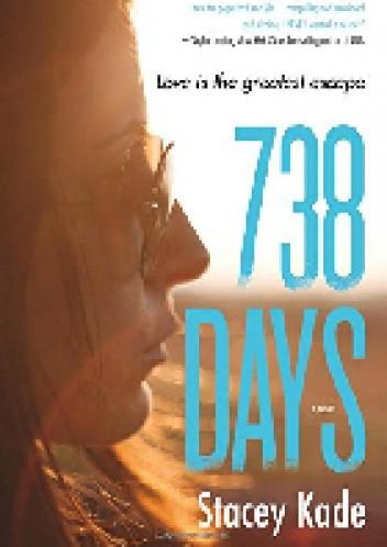 Okładka książki 738 Days: A Novel