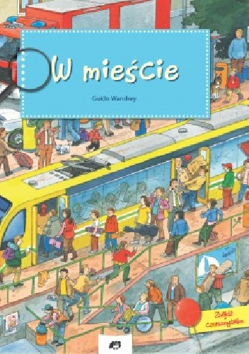 Okładka książki W mieście