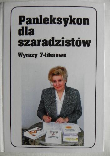 Okładka książki Panleksykon dla szaradzistów. Wyrazy 7-literowe
