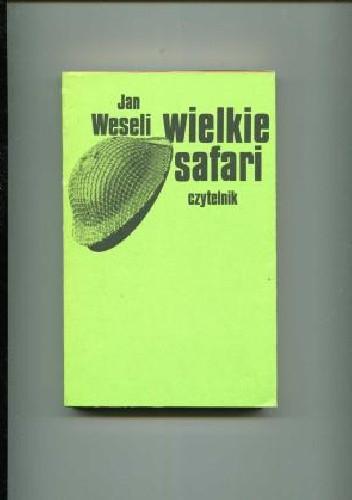 Okładka książki Wielkie safari