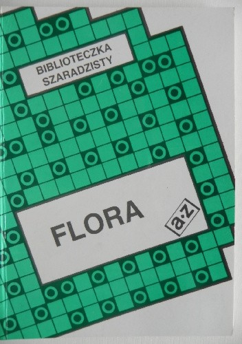Okładka książki Flora a-z